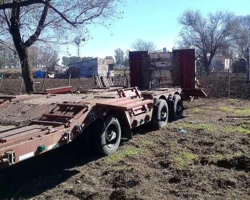 Carreton para Maquinas Agricolas