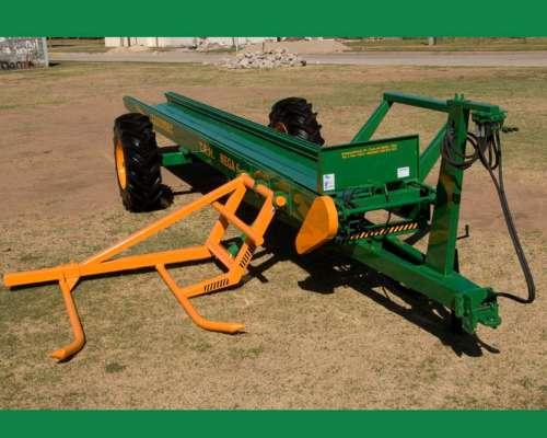 Transportador de Rollos Agromec TRH Mega 6