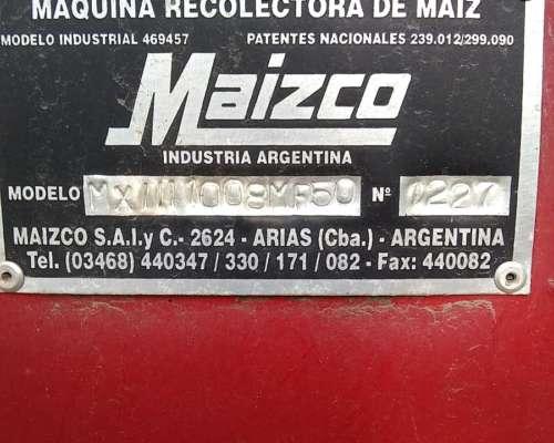Maicero Maizco de 10 Surcos a 52 cm