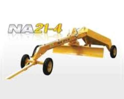 Niveladora de Arrastre Grosspal NA 21