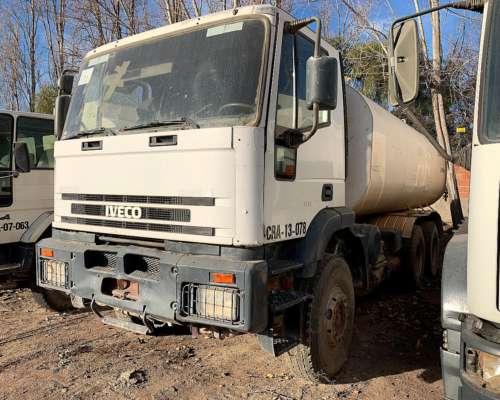 Iveco Trakker 380 6X4 2004 Tanque Regador