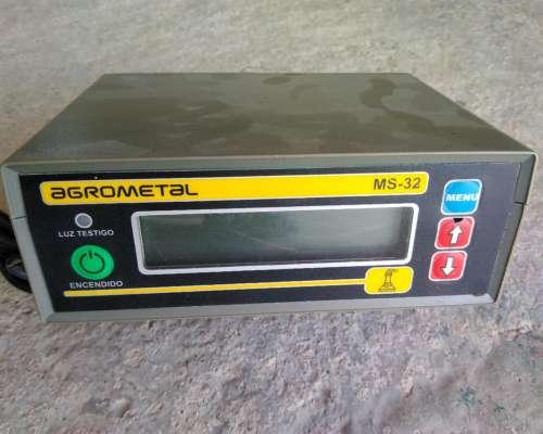 Monitor de Siembra Tim, Original Agrometal