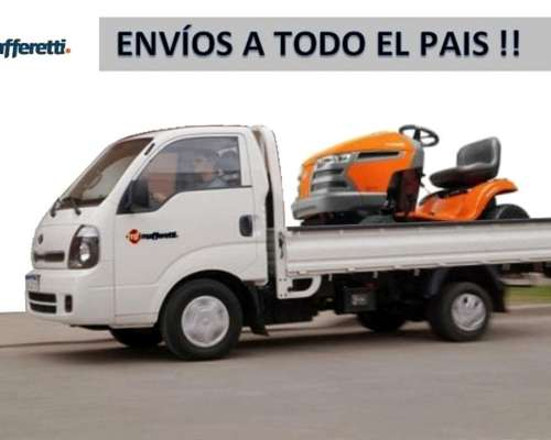 Mini Tractor Corta Cesped Troy Bilt 19,5 HP - 42 de Corte