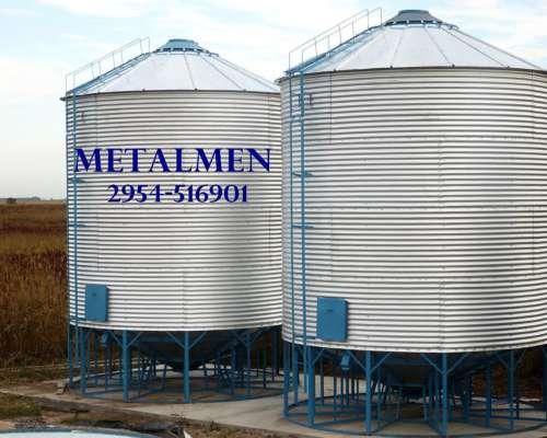 Silos Menonitas- Metalmen. L.P