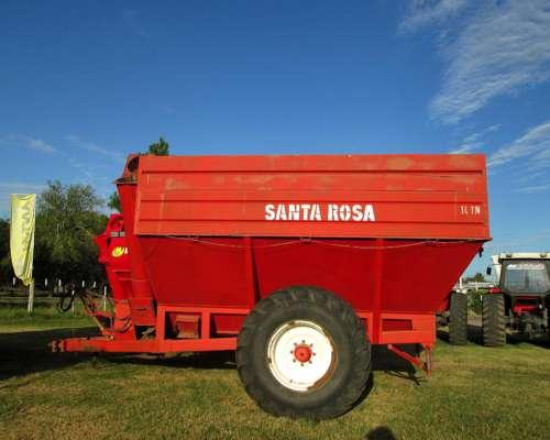 Acoplado Autodescargable Santa Rosa