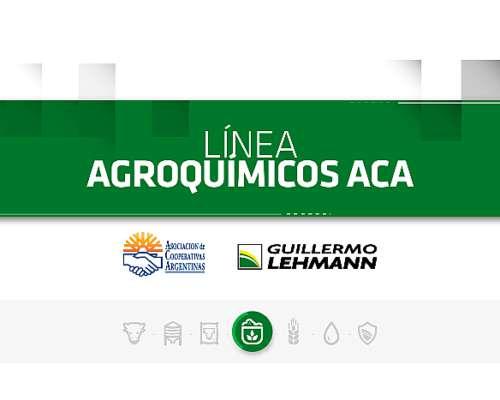 Agroquímicos - Línea ACA