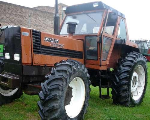Tractor Fiat 1380 DT con Cabina Neumatico Trasero 18.4-38