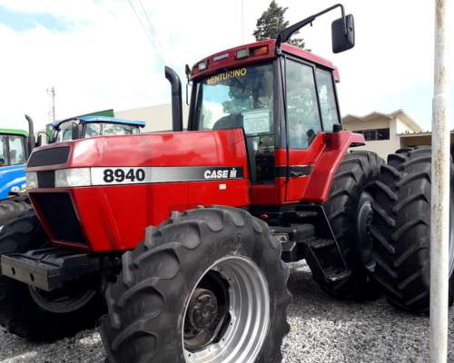 Tractor Case 8940, Financiación a Tasa 0%, 2000
