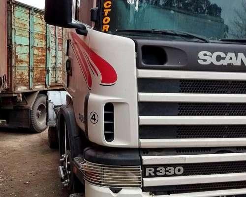 Camión Scania R-330/2005, C, Tractor, Con Plato