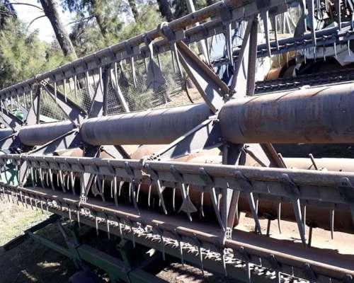 Plataforma John Deere 630f - 2007