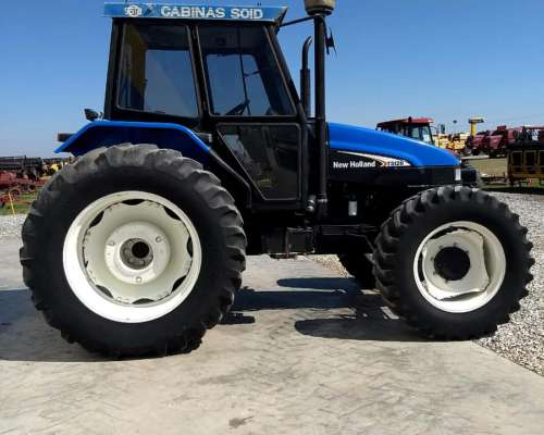 New Holland TS 120 2006