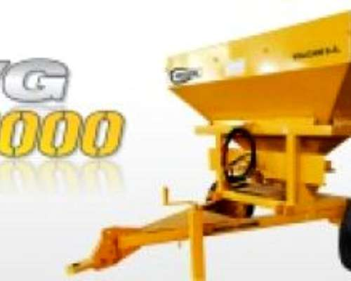 Fertilizadora VG 3000 / 1000 Grosspal