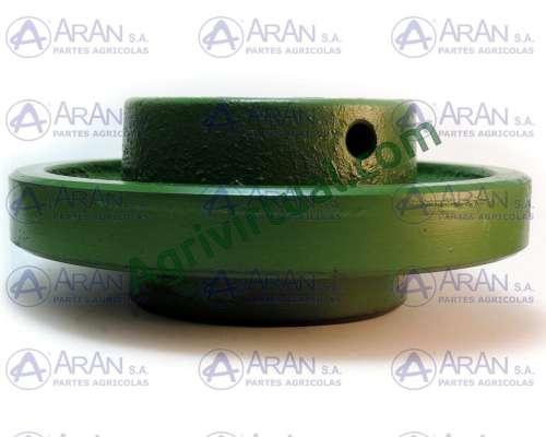Roldana para Eje 45mm Acarreador Cadena CA550 Deutz Optima