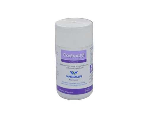 Contractyl X 50 CC Oxitocina 1000 UI