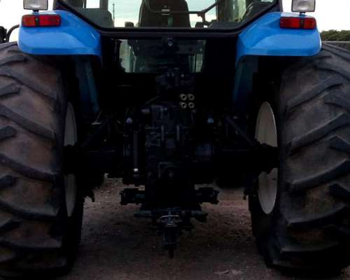 Tractor New Holland TM150 SPS - año 2005