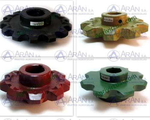 Engranaje Noria Reforma 6515843 Z8 P/cadena S55 y CA550