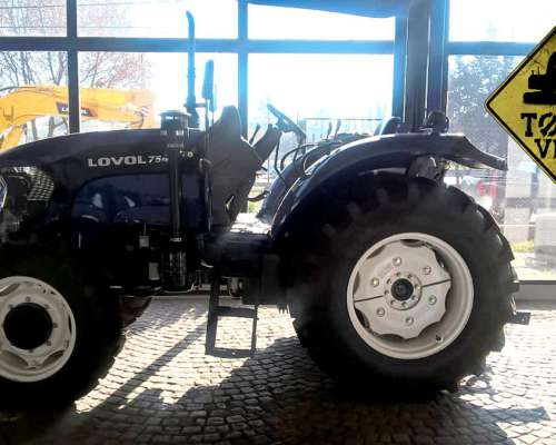Tractor Lovol 754 4X4 2018 50hp Lovol Financio Todo Vial