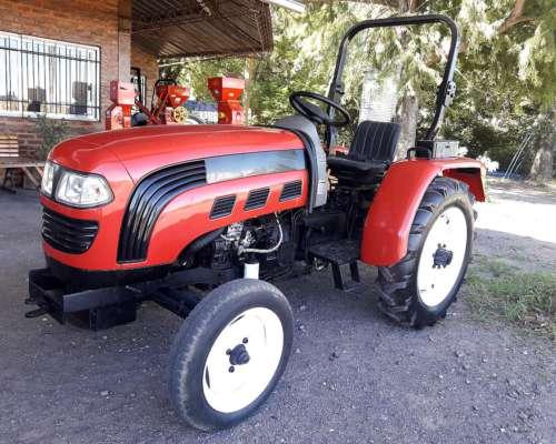 Tractor Marca Hanomag Usado