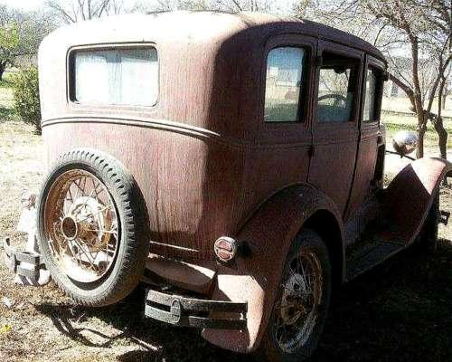 Ford a Modelo 1930 Doble Phaeton