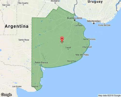 Azul Buenos Aires Argentina