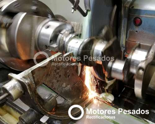 Reparación de Motores - Rectificación y Armado de Motores