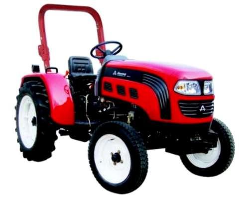 Tractor Hanomag 300a Agrícola