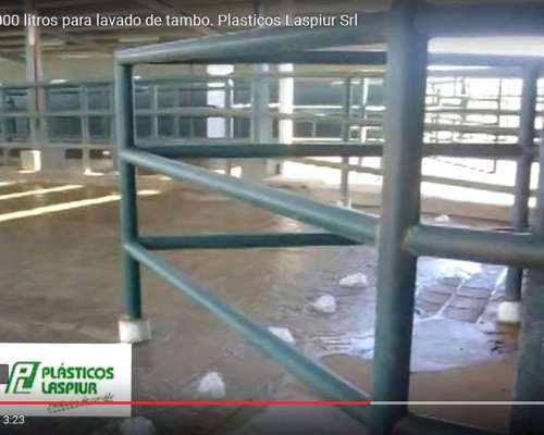 Cisternas Prfv 25000/35000/42000 Lts. para Lavado de Tambo.