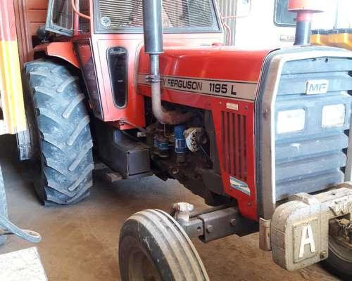 Massey Fergusson 1195 L