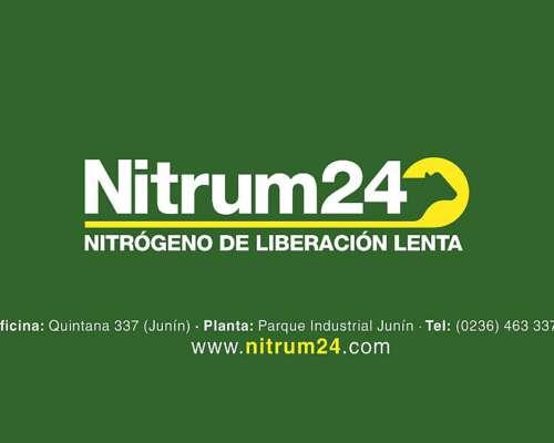 Nitrum 24 Urea Protegida Alimentación Bovina Proteina