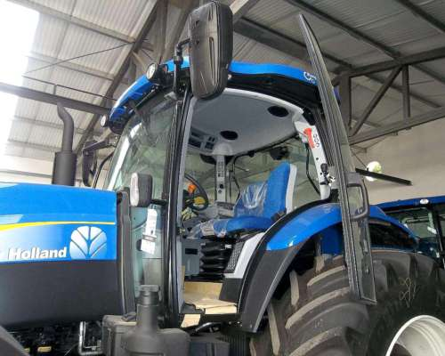 Tractor New Holland 6090 165hp e Inmediata Ingles