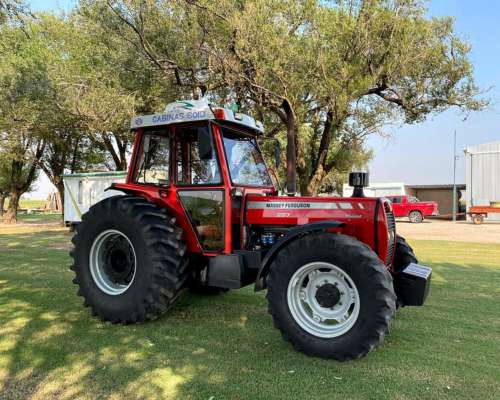 Tractor Massey Impecable a Nuevo