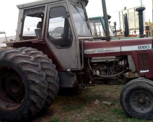 Tractor Massey Ferguson 5160 T/S
