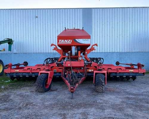 Tanzi 7250 AIR Drill 44 Líneas a 17.5cm (8m) Como Nueva