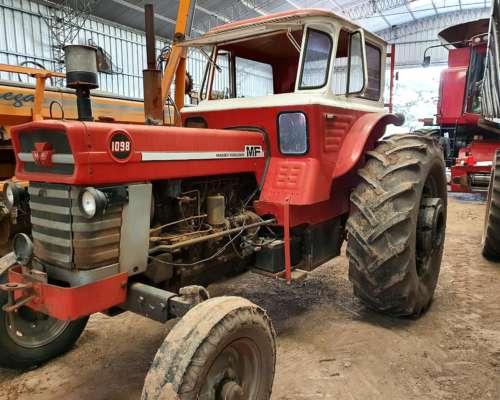 Tractor Massey Ferguson 1098 1976