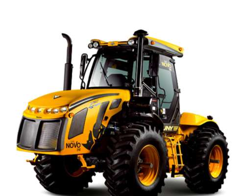 Tractor 710ie Línea Novo - Pauny