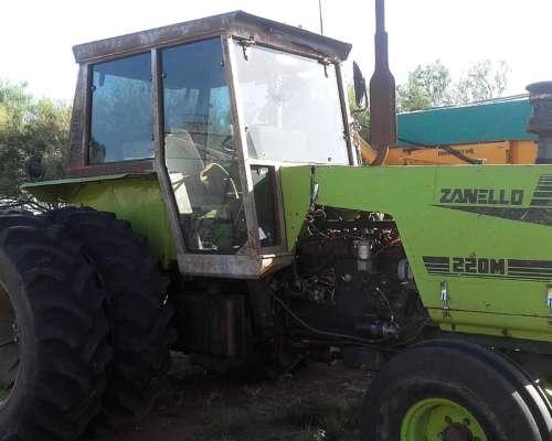 Zanello 220 M con Duales Motor MWM