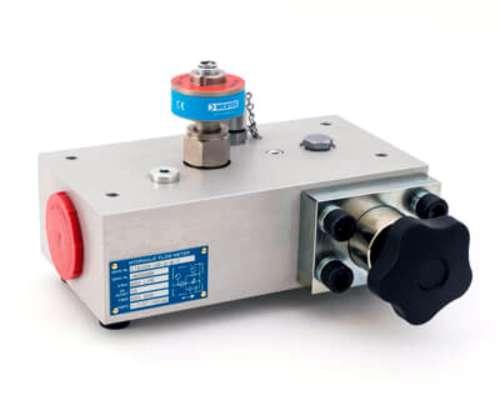 Ct600r, Ct750r para la Serie HPM Caudalímetros de Turbina