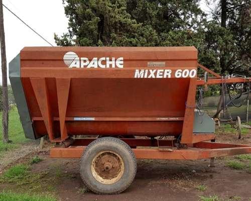 Mixer Horizontal Apache 600