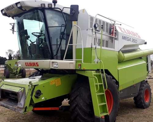 Claas Mega 350 2007