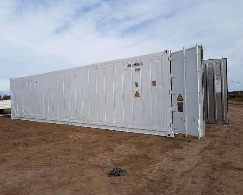 Reefer Container Camara Frigorifica Contenedor Refrigerado