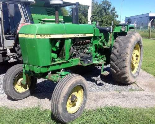 Tractor John Deere 3530 año 1976, con Garantía