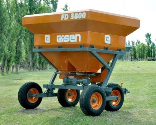 Fertilizadora de Arrastre Eisen 3800