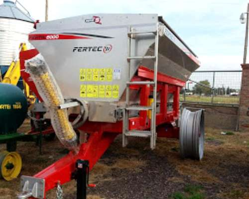 Fertilizadora Fertec Fertil Version 6000 Disponible