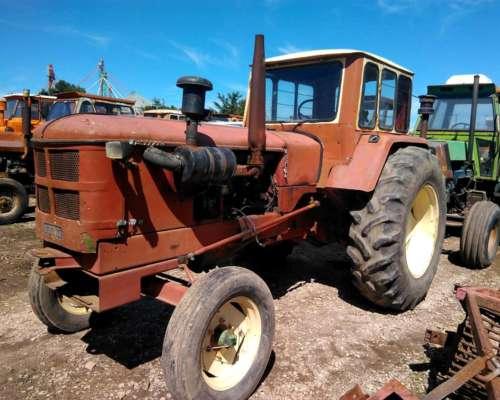 Tractor Fahr 70 HID Toma