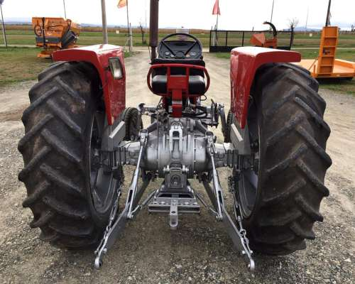 Tractor Massey Ferguson 265 con Tres Puntos