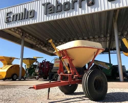 Fertilizadora Tanzi 1000 Litros