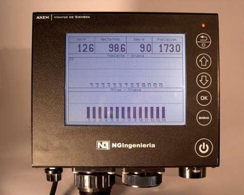 11axem - Monitor De Siembra - Ngingenieria