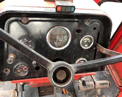 Tractor Massey Ferguson 296, Necochea
