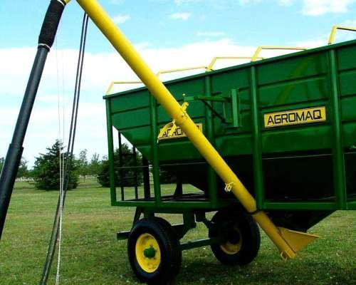 Acoplado Tolva Semillas y Fertilizantes 10 TT. - 12 Mts3.