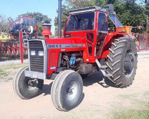 Massey Ferguson 1340 S2